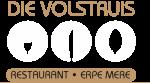 Die Volstruis Logo